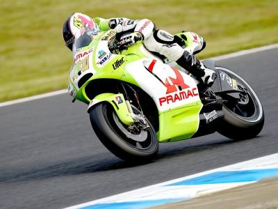 Gara da dimenticare per il Pramac Racing