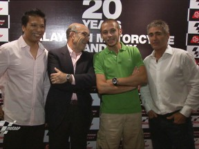 Celebrating 20 years of MotoGP in Malaysia