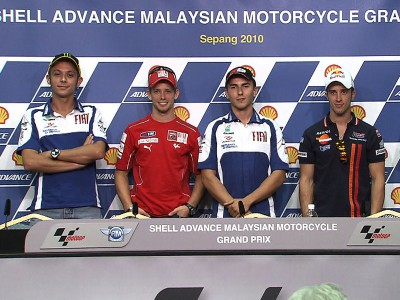 Shell Advance Malaysian Motorcycle Grand Prix: la conferenza stampa