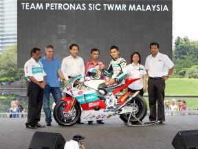 Primera presencia malaya en Moto2