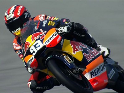 Márquez again on top in Sepang