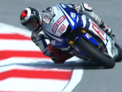 Momentum assumed by Lorenzo in Malaysia