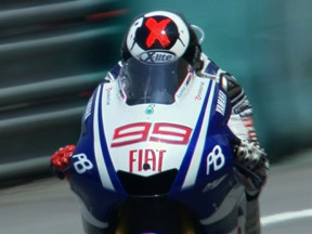Lorenzo soars to significant Malaysian pole