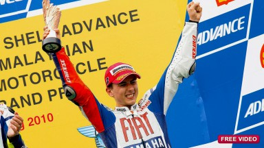 Jorge Lorenzo: 2010 MotoGP World Champion