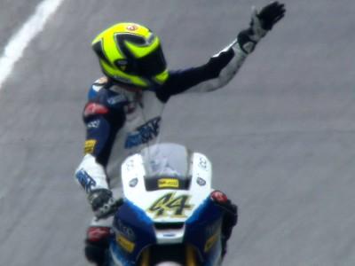 決勝レース:R.ロルフォ、復帰後初優勝&T.エリアス、初タイトル奪取
