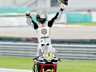 Elías makes history as first Moto2 World Champion