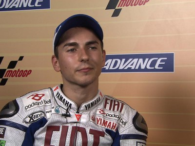 """Dream come true"" for World Champion Lorenzo"