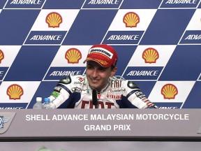 Yamaha gratuliert Lorenzo zum Titel