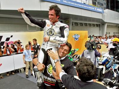 F.グレシーニ、加藤以来のタイトル獲得に感激