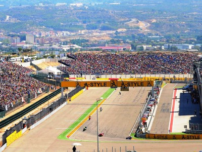 Aragón proves a great success