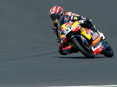 Márquez weiter in Pole-Form