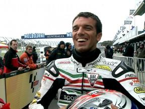 公式予選:A.デアンジェリス、逆転で約3年ぶりのPP獲得