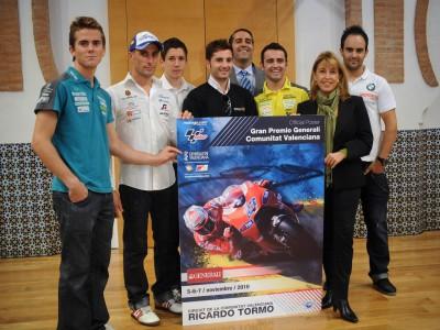 Presentado en Valencia el cartel oficial del último GP de 2010