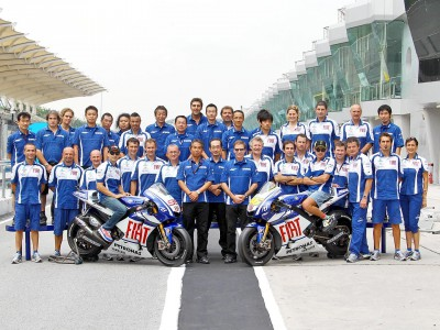 Third consecutive Title for Fiat Yamaha
