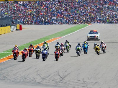 Estoril accueille l'avant-dernière manche de la saison MotoGP 2010