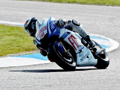 Lorenzo aiming for Estoril hat-trick