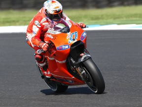 Objectif podium pour le team Ducati à Estoril