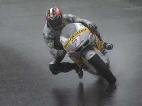 Schlechtes Wetter hält MotoGP in Portugal auf