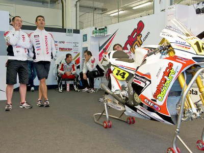 De Puniet partira de la huitième position à Estoril