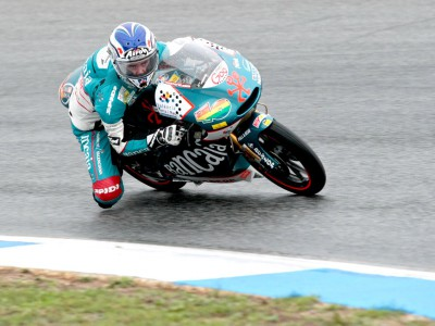 Terol domina warm up de 125cc no Estoril