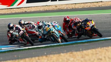 Incroyable dixième victoire de Márquez au Portugal