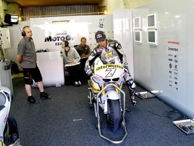 Interwetten Honda MotoGP verabschiedet sich in Valencia