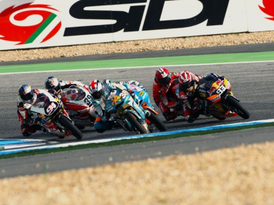 Spanish rider to be crowned 125cc Champion on home soil