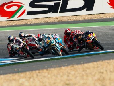 Espanhol será coroado Campeão de 125cc em casa
