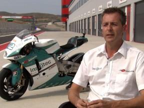 Inmotec: Um projecto de MotoGP em andamento