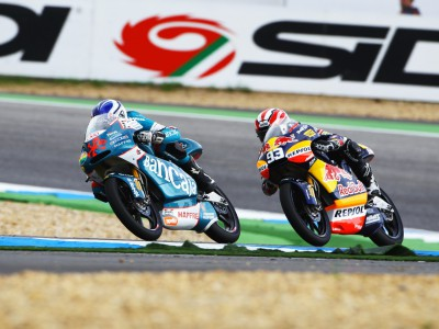 125cc title decider at Valencia