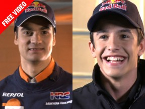 Dani Pedrosa and Marc Márquez, faster and more fun than ever