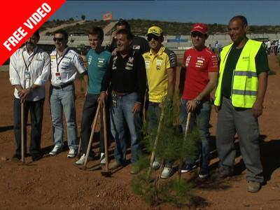 La Fundación Repsol culmina en Valencia su proyecto de plantación de árboles