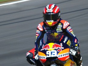 Márquez to go for glory from pole at Valencia
