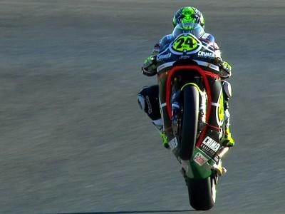 Elías décroche la dernière pole Moto2 de la saison