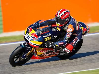 Márquez honoré par ses pairs à Valence
