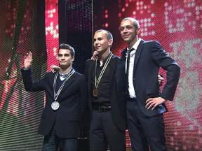 La ceremonia de entrega de Trofeos FIM 2010 ilumina la noche de Valencia