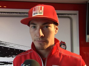 """Hayden """"bitterly disappointed"""" with Valencia DNF"""