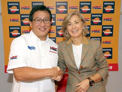 Repsol Honda confirme ses trois pilotes pour la saison 2011