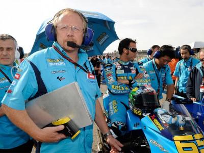 Stuart Shenton quitte Suzuki au bout de 19 ans
