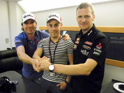 Vázquez and Zarco to line-up for Ajo Motorsport in 2011
