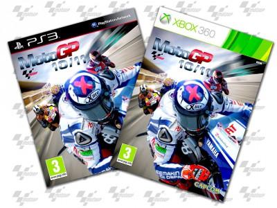 Le jeu vidéo MotoGP 2010/11 sortira en mars !