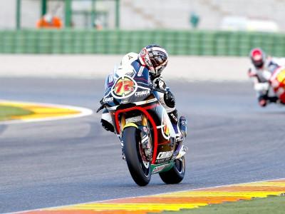 高橋裕紀、Moto2チャンピオン狙う
