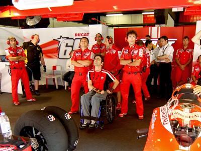 Ducati und AMG verkünden Kooperation