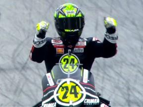 Toni Elías revient sur sa conquête du titre Moto2