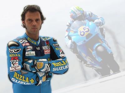 Capirossi 2010, l'addio a Suzuki
