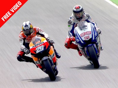 Le tappe 2010: eni Motorrad Grand Prix Deutschland