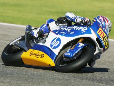 A.ポンス、スペイン選手権で快走の2位