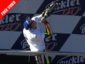 スペイン選手権Moto2クラス:C.モラーレスが初代王者に輝く