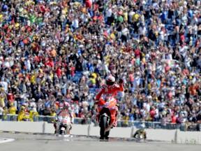 Las etapas de 2010: Gran Premio A-Style de Aragón