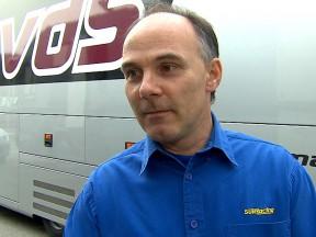 Successful shakedown for Suter Marc VDS MotoGP machine